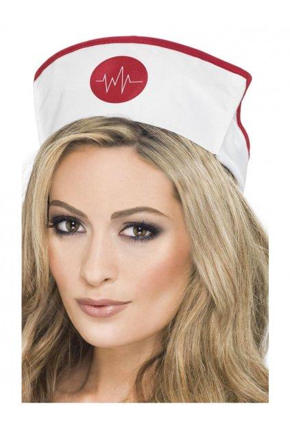 Čepec - Zdravotní sestřička