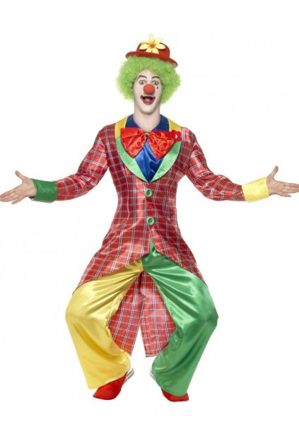 Kostým cirkusového klauna