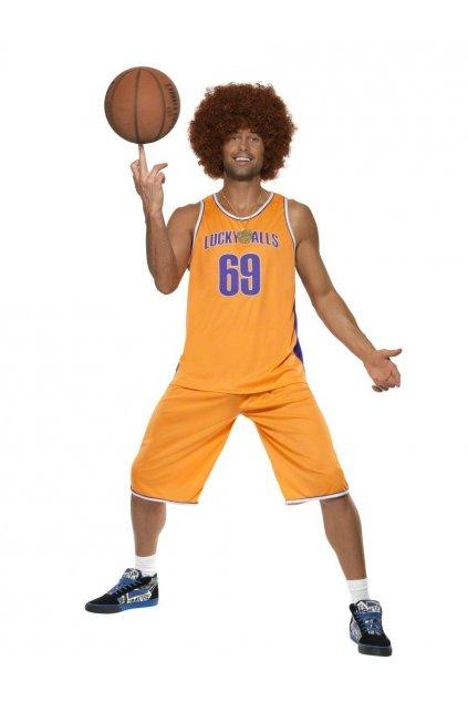 Kostým basketbalisty