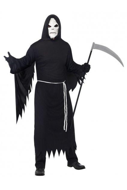 Kostým Smrtka s maskou - Halloween