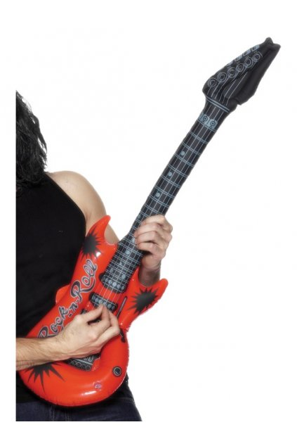 Nafukovací kytara