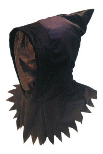 Duch - kapuce s maskou