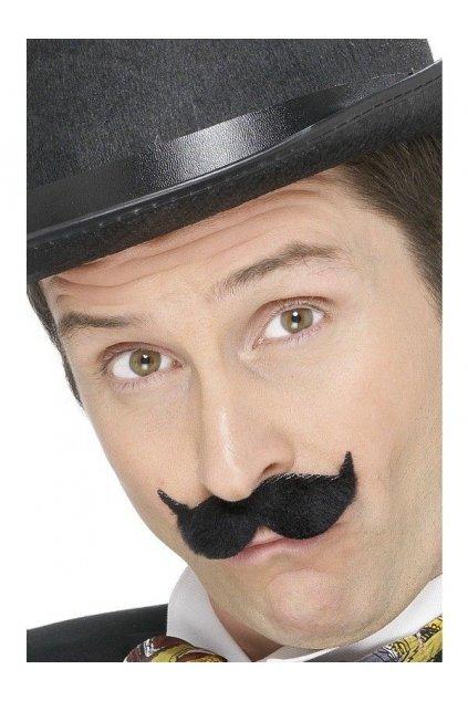 Samolepící knír Inspektor