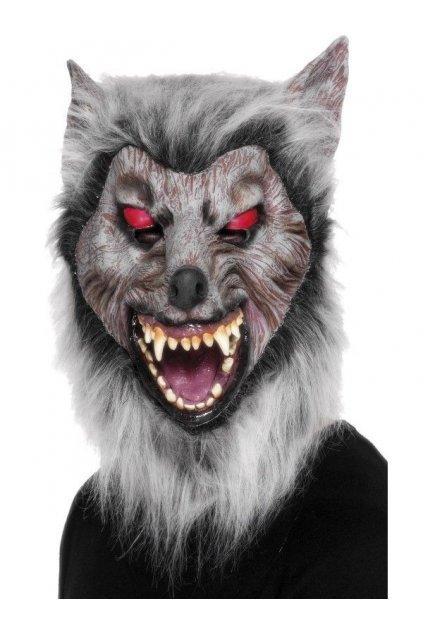 Maska - Vzteklý vlkodlak