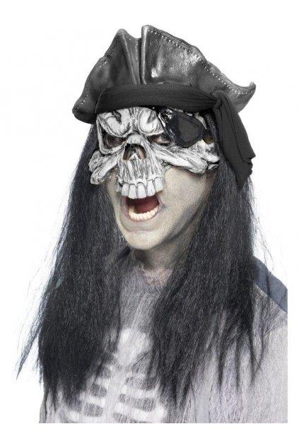 Maska kostlivce piráta