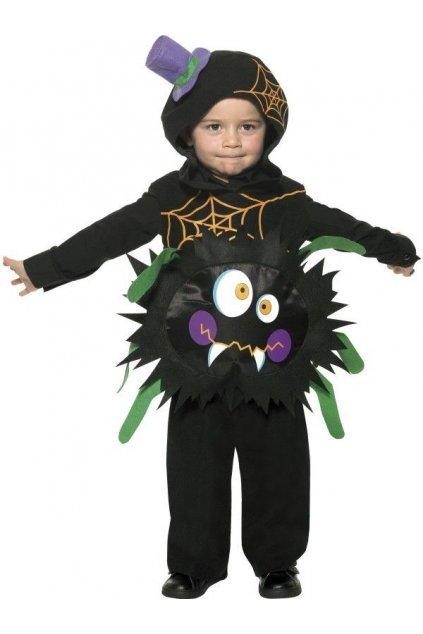 Dětský kostým - pavouk