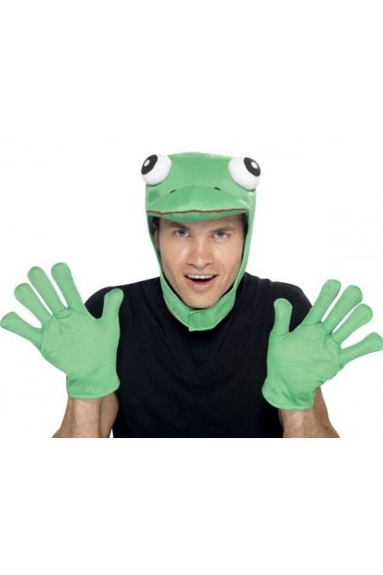 Kostým žáby