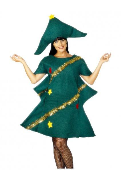 Kostým - Vánoční stromeček