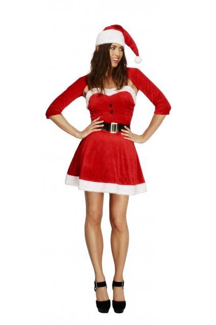 Vánoční kostým santa