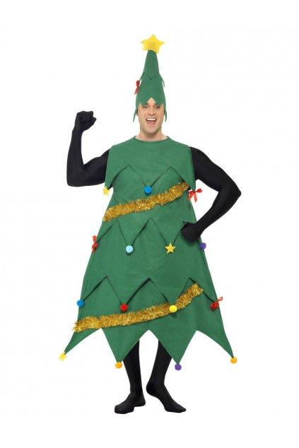 kostým Vánoční stromeček - deluxe