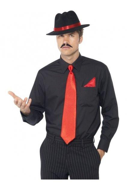 Mafiánská sada s kloboukem