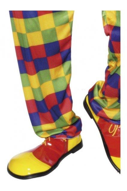 Klaunské boty Deluxe