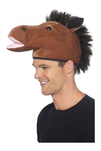 Čepice Kůň - hlava koně