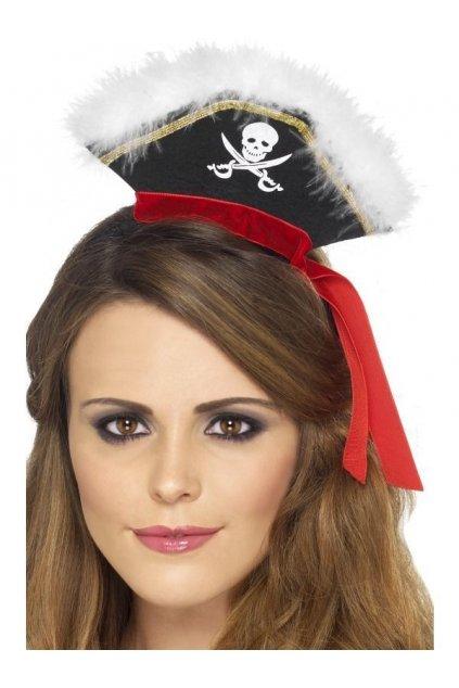 Klobouk Pirátka