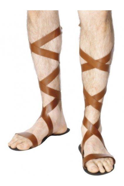 Římské sandály