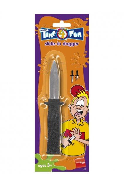 Zasouvací nůž