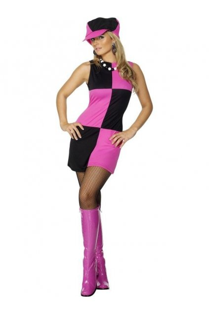 Swing- dámský kostým 60. léta