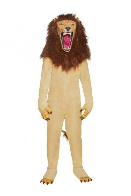Kostým lev - maskot