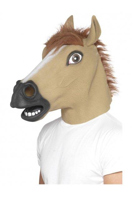 Maska koně - koňská hlava