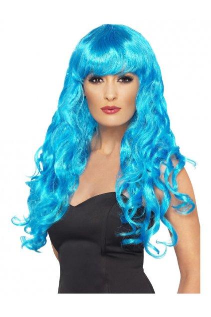 Modrá paruka Sirén