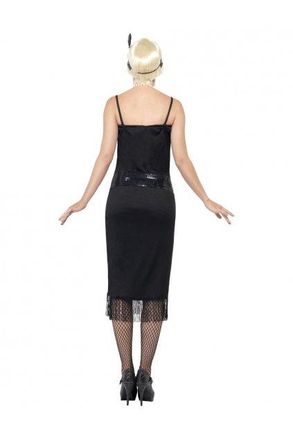 Flapper kostým - Charleston 20. léta