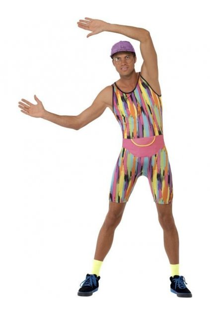 Kostým Mr Energizer
