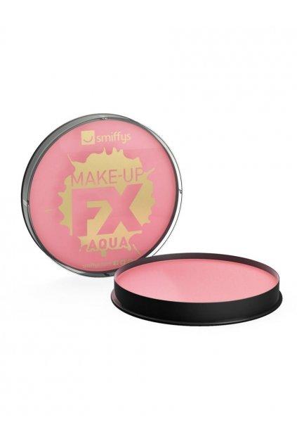 Barva na obličej a tělo - Make-up - růžový