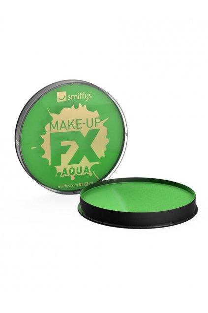 Barva na obličej a tělo - Make-up - zelený