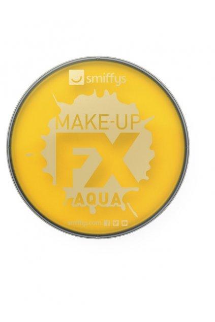Barva na obličej a tělo - Make-up - žlutý