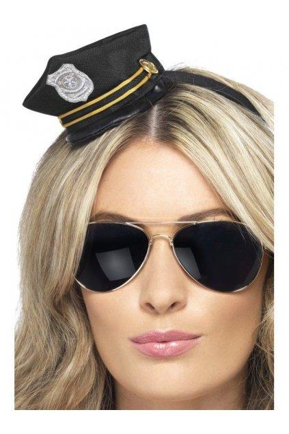 Dámská policejní čepice