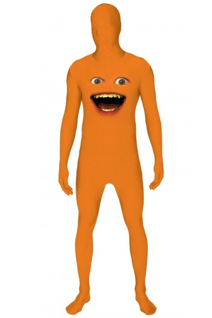 Kostým Otravný pomeranč - Morphsuit