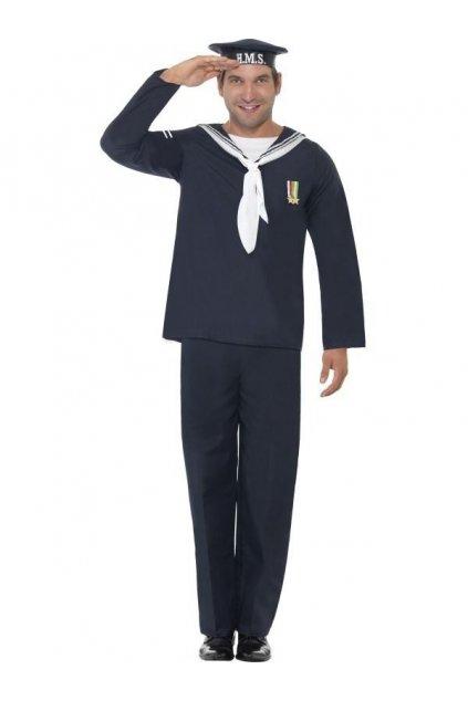Kostým -Námořník