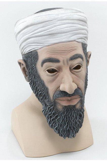 maska Usama Bin Ladin