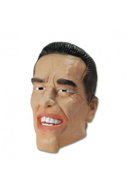 Maska Arnold Schwarzenegger