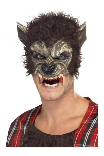 Půlmaska vlka