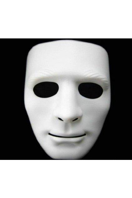 Bílá maska JABBAWOCKEEZ