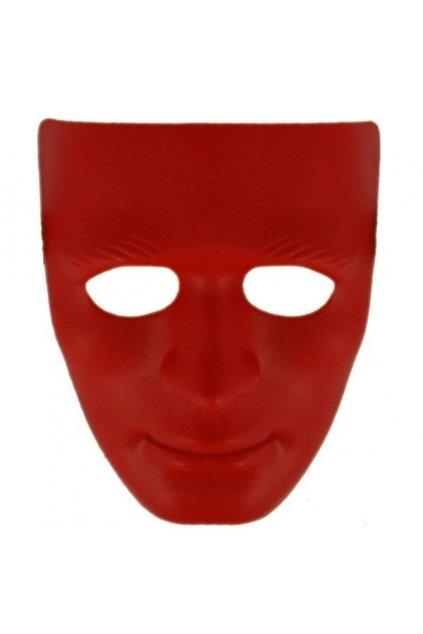 Červená maska - JABBAWOCKEEZ