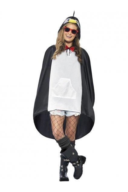 Party pončo - tučňák