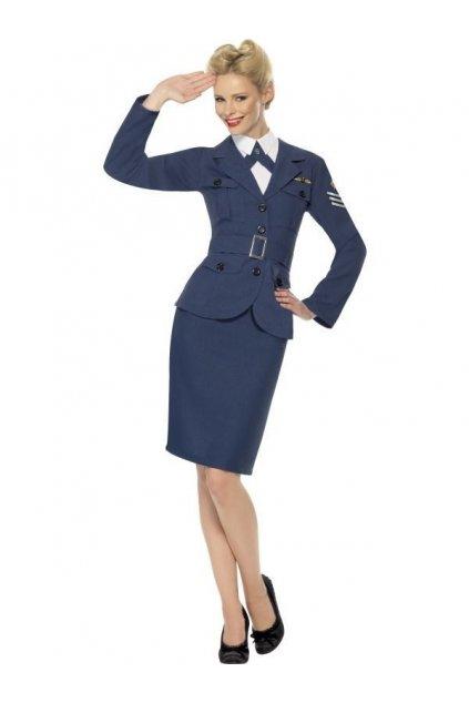 Kostým - Air Force kapitánka