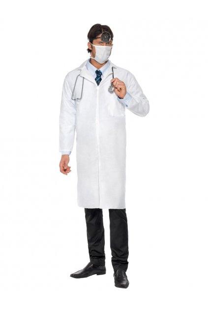 Kostým doktora - bílý plášť