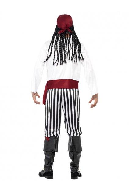 Pirát Sparow - pánský kostým