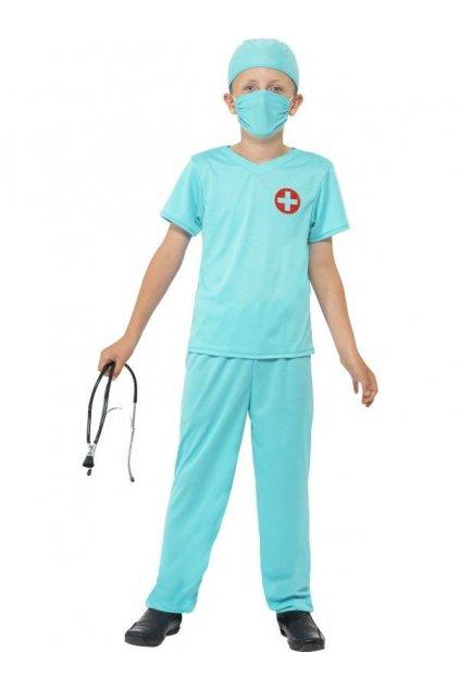 Dětský kostým chirurg - doktor