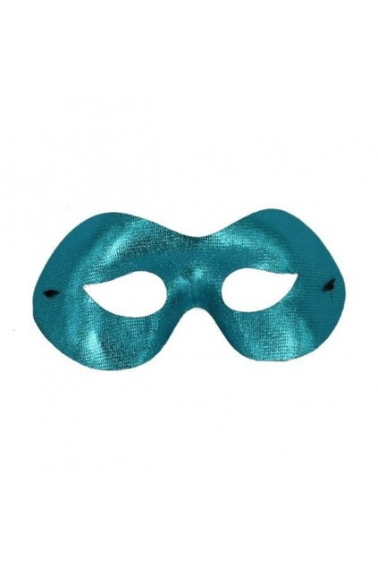 Modrá maska