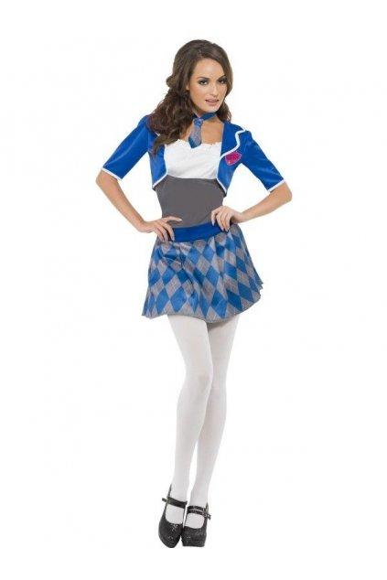 Kostým pro školačku