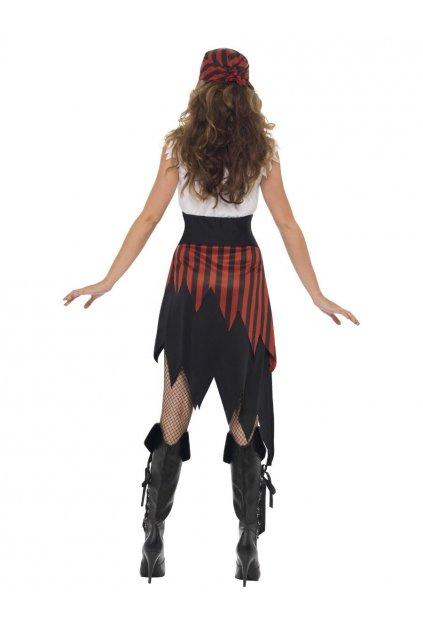 Pirátka - dámský kostým