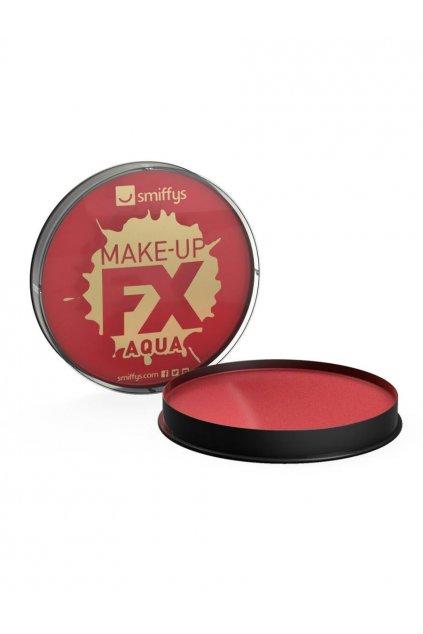 Barva na obličej a tělo - Make-up - červená