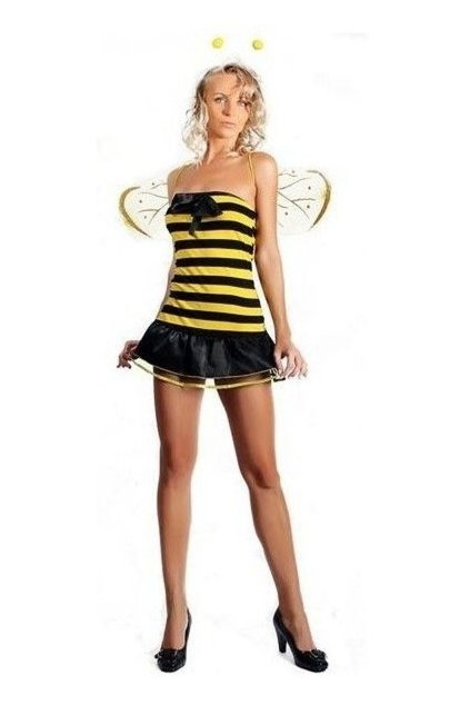 Kostým pro včelku Máju
