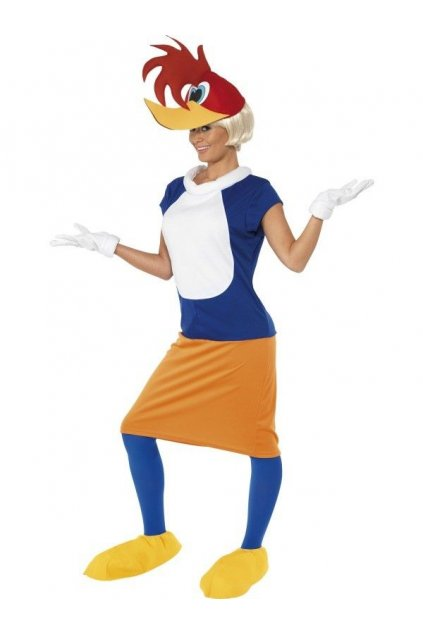 Kostým  Winnie Woody Woodpecker