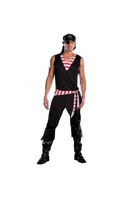 Pánský kostým sexy pirát