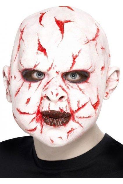 Maska - Zjizvená tvář
